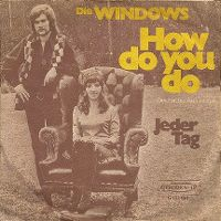 Cover Die Windows - How Do You Do [deutsch]